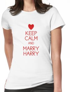 Keep Calm and Marry Harry T-Shirt
