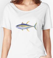 Gelbflossenthun (Thunnus albacares) Loose Fit T-Shirt