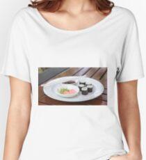 Sushi Hoso Maki Women's Relaxed Fit T-Shirt