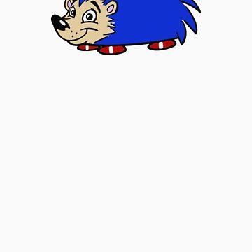 Sonic Mk1 by lynchboy