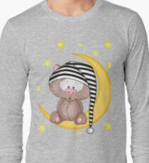 Cat moon dream T-Shirt