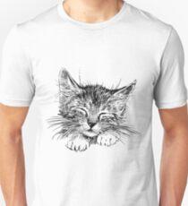 Cat animal T-Shirt