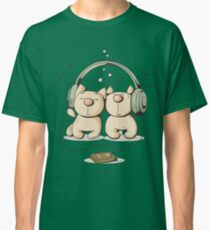 Cats & music Classic T-Shirt