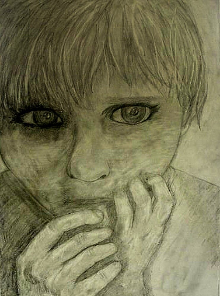 """""""I'm so Scared"""" by hillygirl"""