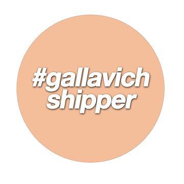 #gallavich shipper - orange  by frnknsteinn