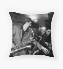 Sunday at Young and Jacksons Throw Pillow