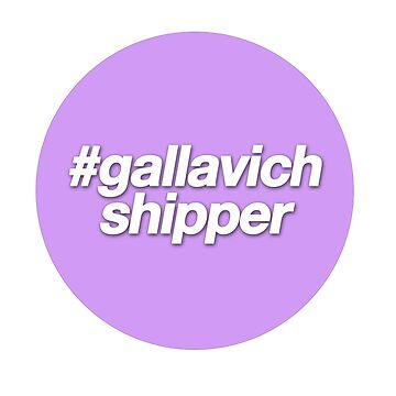 #gallavich shipper - purple  by frnknsteinn