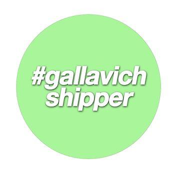 #gallavich shipper - green by frnknsteinn