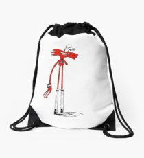 Wilt - Foster's Home for Imaginary Friends Drawstring Bag