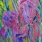 Iris Impressions von bevmorgan