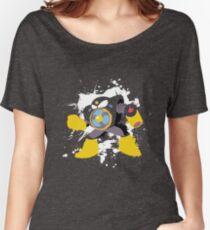 Airman Splattery T Women's Relaxed Fit T-Shirt