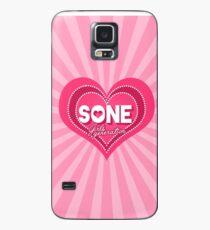 SONE Heart Case/Skin for Samsung Galaxy