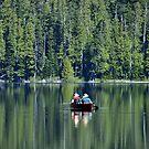 Fishin by Bob Hortman