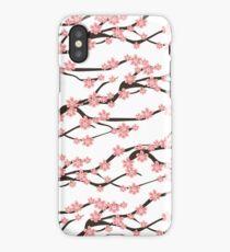 Sakura pattern iPhone Case/Skin
