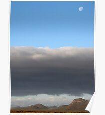 Moon over Marana Poster