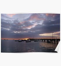 Kingscote Jetty Poster