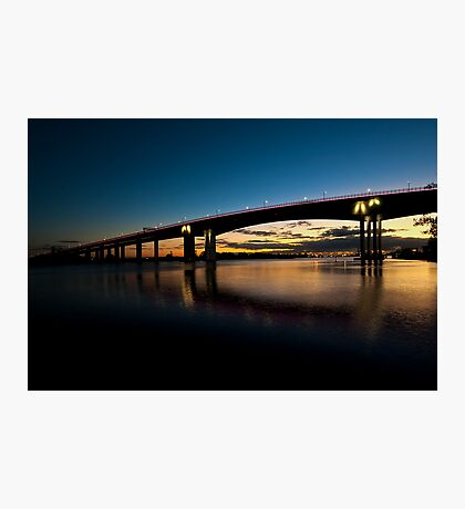110624 Gateway Bridge Sunrise 5 Photographic Print