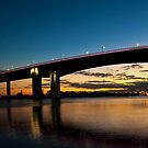 Gateway Bridge at Dawn by Jaxybelle