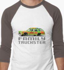 Wagon Queen Family Truckster Men's Baseball ¾ T-Shirt