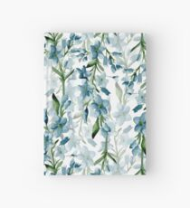 Blue branches Hardcover Journal