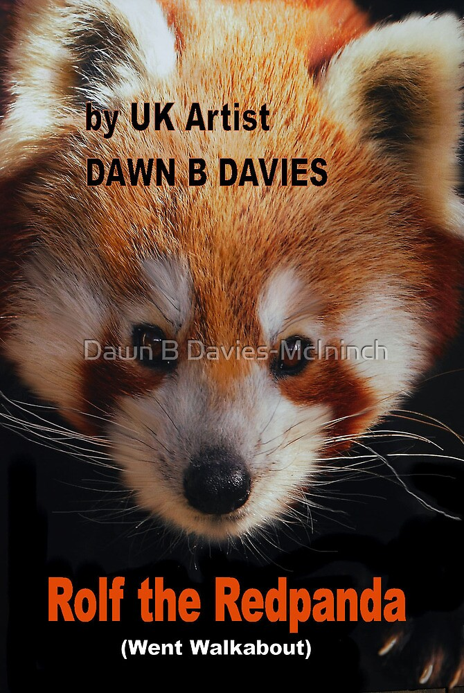 Rolf the Redpanda E-BOOK by Dawn B Davies-McIninch