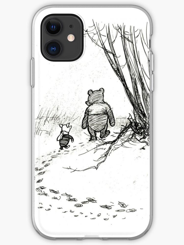 Winnie The Pooh Vintage iphone case