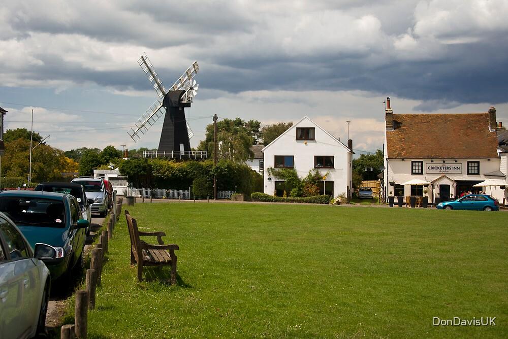 Meopham Green and Killick's Mill - Kent, UK by DonDavisUK