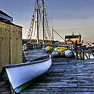 Boothbay Harbor, Maine by Sevastra
