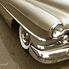 Classic Car 194 by Joanne Mariol