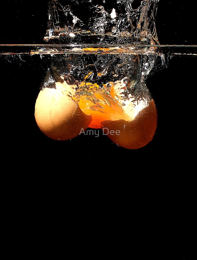 Cracking Good Egg by Amy Dee