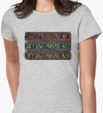 The DATE Womens Fitted T-Shirt