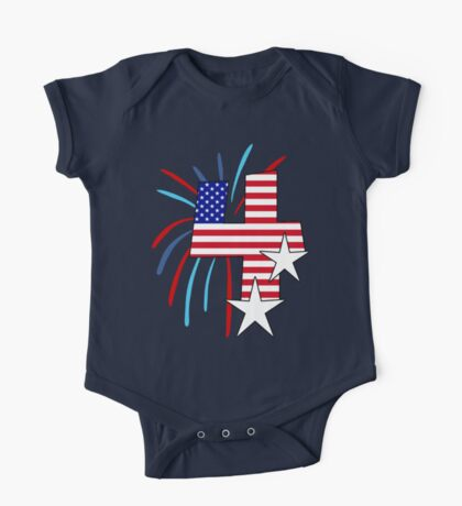 The Big 4 (4th of July tee) Kids Clothes