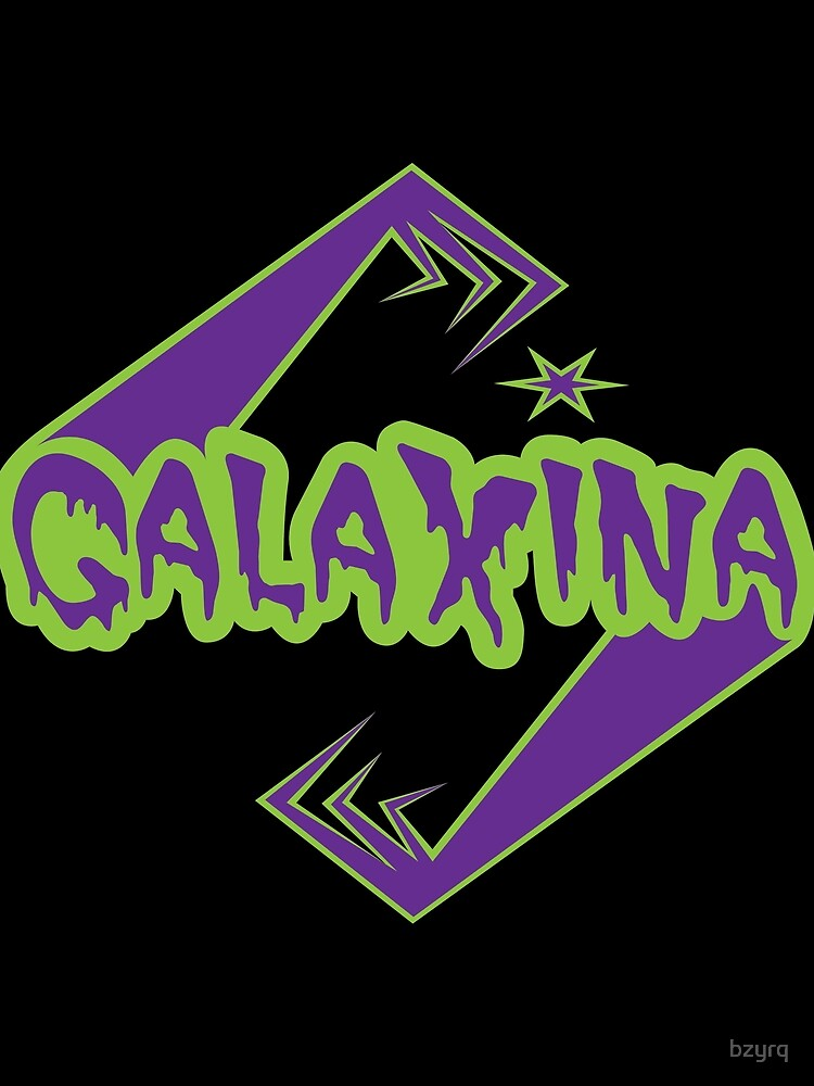 Galaxina Alien Arms Logo by bzyrq