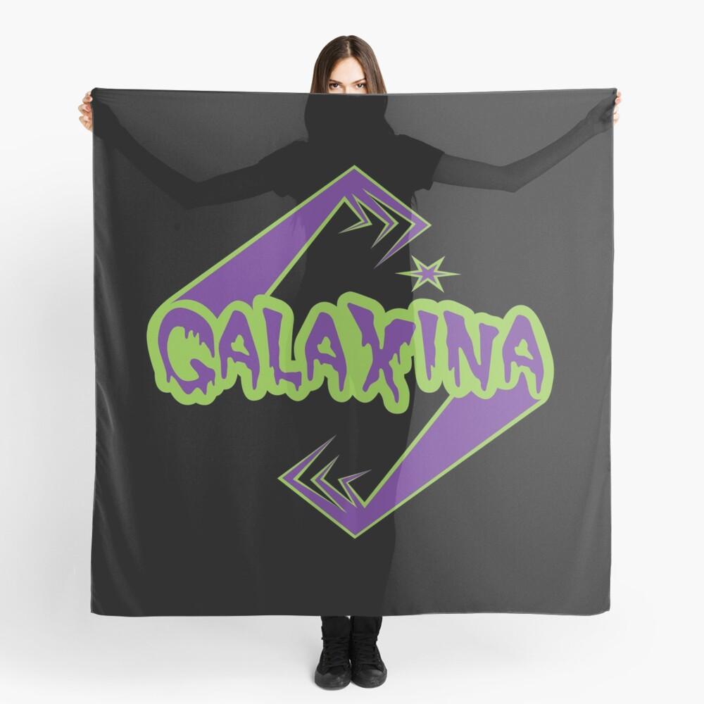 Galaxina Alien Arms Logo Scarf