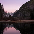 Half Dome Serenity by Will Hore-Lacy