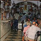 Taverna do Poco, Lisbon, Portugal by Andrew Jones