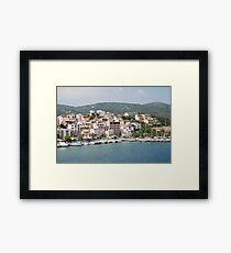 Skiathos island, Greece Framed Print