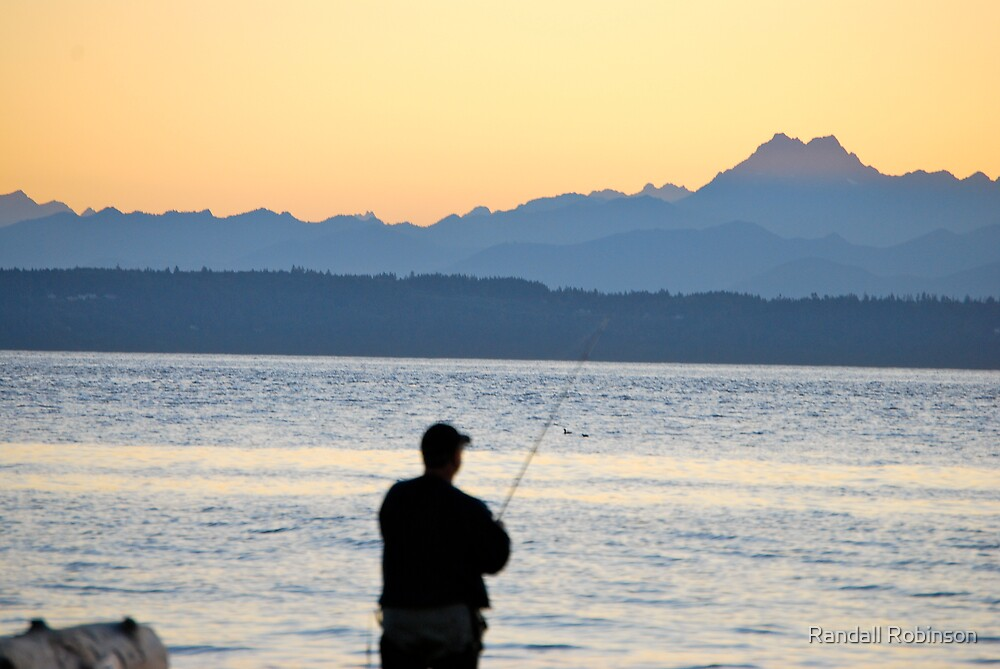 NW Fishing by Randall Robinson