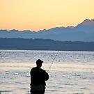 NW Fishing by Randall Robinson