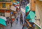 Old Town, Nice, French Riviera by Yelena Rozov