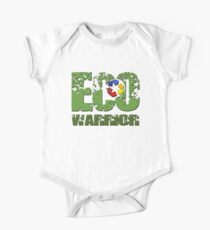 ECO Warrior One Piece - Short Sleeve