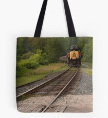 Cuyahoga Valley Scenic Railroad Tote Bag