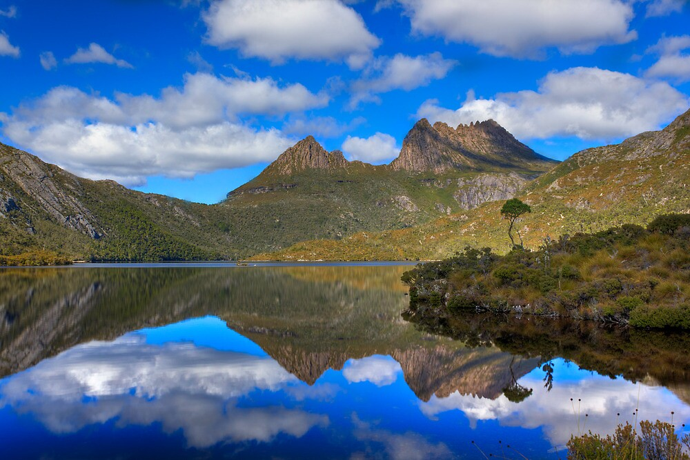 Cradle Mountain - Tasmania by MadKeane