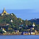 Mandalay, Burma. by John Mitchell