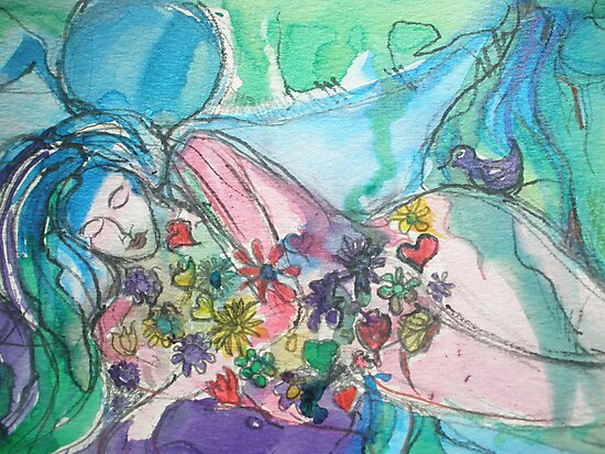 Dreaming of You by Anthea  Slade