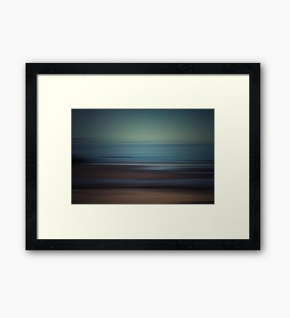 Every great dream begins with a dreamer Framed Print