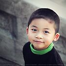 Mosman Beach - Boy by fRantasy