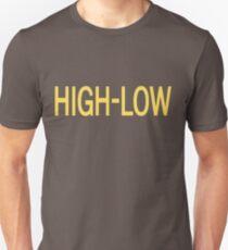 c2dbbe814 Kaiji; High-Low Slim Fit T-Shirt