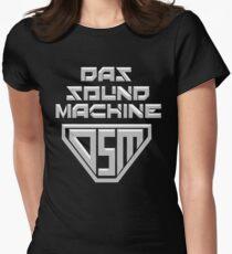 Das Sound Machine Womens Fitted T-Shirt