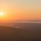 Cadillac Sunset – Acadia National Park, Maine by Jason Heritage